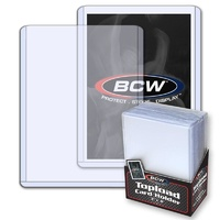 "BCW Topload Card Holder Standard (3"" x 4"")"