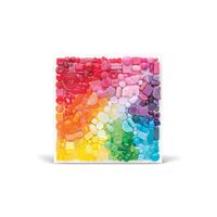 Fred 500pc Sugar Spectrum Jigsaw Puzzle