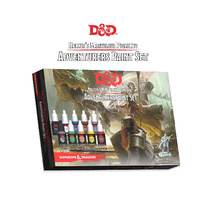 Dungeons & Dragons Nolzurs Marvelous Pigments Adventurers Paint Set