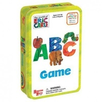 ABC Tin Game Family Game