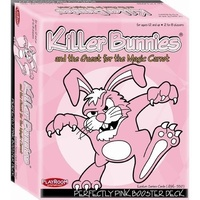 Killer Bunnies Quest Perfectly Pink Booster