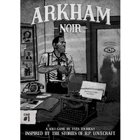 Arkham Noir Case 1 - The Witch Cult Murders