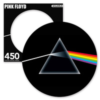 Aquarius 450pcs Pink Floyd Dark Side of the Moon Picture Disc Jigsaw Puzzle