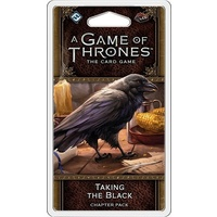 A Game of Thrones LCG 2nd Edition Taking the Black Chapter Pack