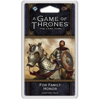A Game of Thrones LCG 2nd Edition For Family Honor Chapter Pack