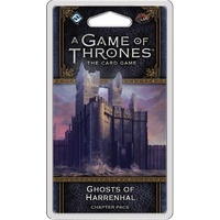 A Game of Thrones LCG 2nd Edition Ghosts of Harrenhal Chapter Pack