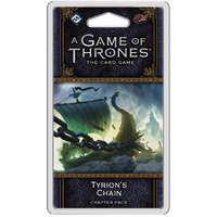 A Game of Thrones LCG 2nd Edition Tyrion's Chain Chapter Pack