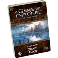 A Game of Thrones LCG 2nd Edition Valyrian Draft Pack