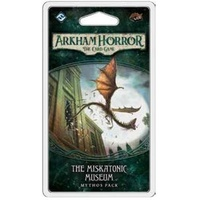 Arkham Horror LCG: The Miskatonic Museum Mythos Pack