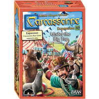 Carcassonne Expansion 10 - Under the Big Top