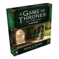 A Game of Thrones LCG 2nd Edition House of Thorns Deluxe Expansion