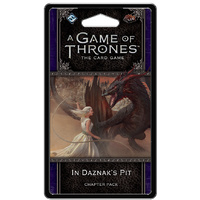A Game of Thrones LCG 2nd Edition In Daznaks Pit Chapter Pack