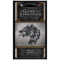 A Game of Thrones LCG 2nd Edition House Stark Intro Deck