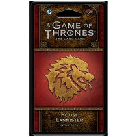 A Game of Thrones LCG House Lannister Intro Deck