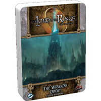 The Lord of the Rings LCG: The Wizard's Quest Standalone Scenario