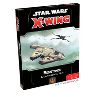 Star Wars X-Wing 2nd Edition Resistance Conversion Kit
