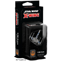 Star Wars X-Wing 2nd Edition T-70 X-Wing
