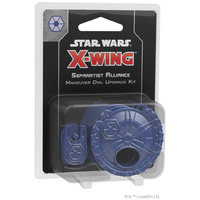 Star Wars X-Wing 2nd Edition Separatist Alliance Maneuver Dial Upgrade Kit