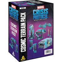 Marvel Crisis Protocol Miniatures Game Cosmic Terrain Pack