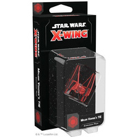 Star Wars X-Wing 2nd Edition Major Vonregs Tie Expansion