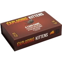 Exploding Kittens First Edition Meow Box (NO ONLINE SALE)