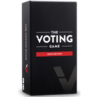 The Voting Game - The Adult Party Game About Your Friends [NSFW Edition]