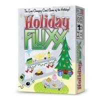 Holiday Fluxx Strategy Game