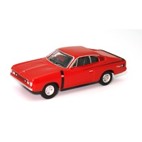 Cooee 1/87 Valiant Charger - PMG Red