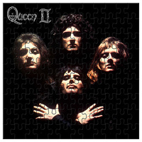 Licensed Puzzle 1000pcs Queen Bohemian Rhapsody Jigsaw Puzzle