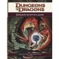 Dungeons & Dragons 4.0 Dungeon Masters Guide