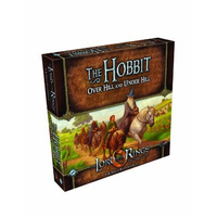 The Lord of the Rings LCG: The Hobbit: Over Hill and Under Hill Saga Expansion