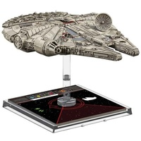 Star Wars X-Wing Miniatures Game: Millennium Falcon Expansion Pack