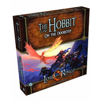 The Lord of the Rings LCG: The Hobbit: On the Doorstep Saga Expansion