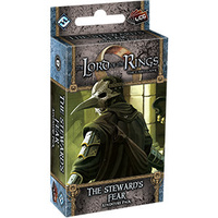 The Lord of the Rings LCG: The Steward's Fear Adventure Pack