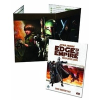Star Wars Edge Of The Empire RPG GM Kit