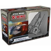 Star Wars X-Wing Miniatures Game: VT-49 Decimator