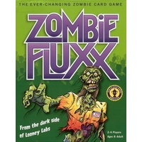 Zombie Fluxx Strategy Game
