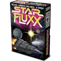 Star Fluxx Strategy Game