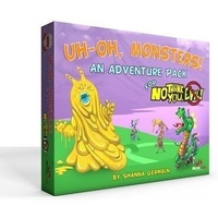 Uh-Oh, Monsters! An Adventure Pack for No Thank You, Evil
