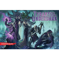 Dungeons & Dragons Tyrants of the Underdark