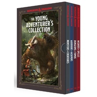 Dungeons & Dragons The Young Adventurer's Collection