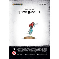 Warhammer: Age of Sigmar Vampire Counts Tomb Banshee