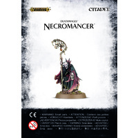 Warhammer: Age of Sigmar Deathmages Necromancer
