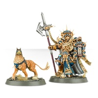 Warhammer: Age of Sigmar Stormcast Eternal Lord Castellant