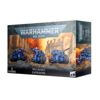 Warhammer 40K Space Marines Outriders