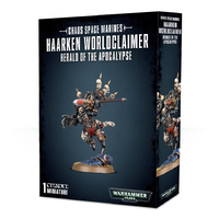Warhammer 40k Chaos Space Marines Haarken World Claimer