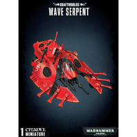 Warhammer 40k Craftworlds Wave Serpent