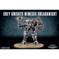 Warhammer 40k Grey Knight Nemesis Dreadknight