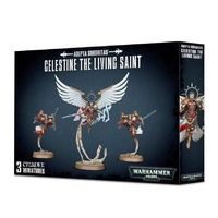 Warhammer 40k Celestine The Living Saint