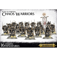 Warhammer: Age of Sigmar Chaos Warriors 2016